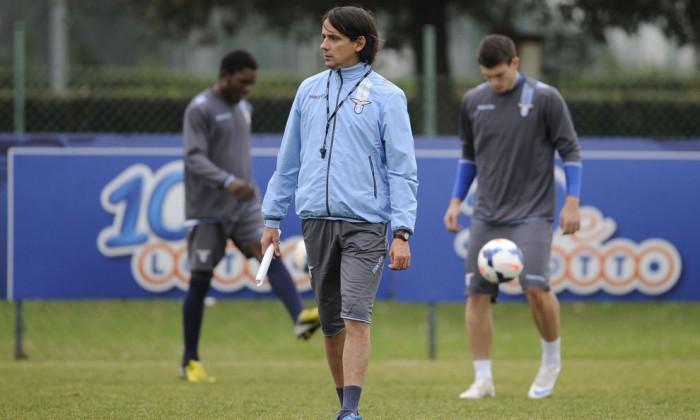 Verso Udinese-Lazio, ultime da Formello: Inzaghi pensa al 4-4-2