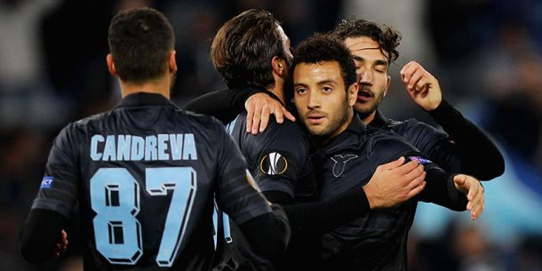 Rosenborg – Lazio in Europa League 2015/16 (0-2)