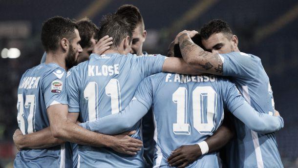 La Lazio travolge il Toro, 3-0 nel nome di Anderson e Lulic