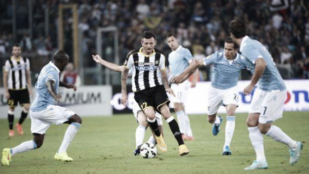 Udinese, contro la Lazio in velocità per tornare a vincere
