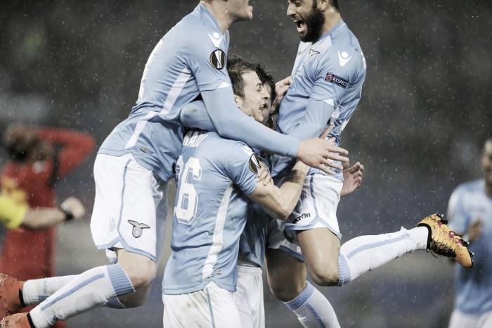 Europa League, la Lazio cala il tris sul Galatasaray e vola agli ottavi