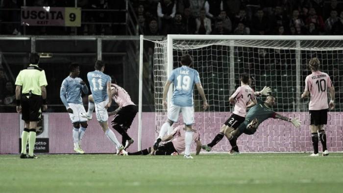 Palermo-Lazio, umori opposti contro