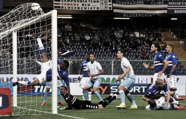 Lazio, con la Samp è una finale