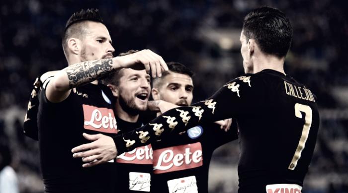 Napoli, vittoria da Champions