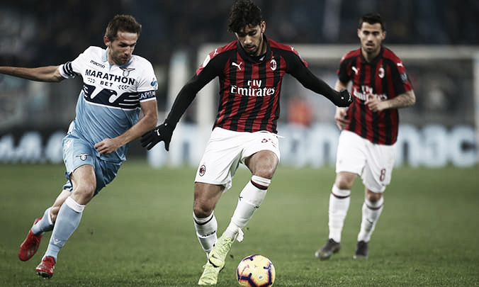 Sem Immobile e Caicedo, Lazio recebe embalado Milan