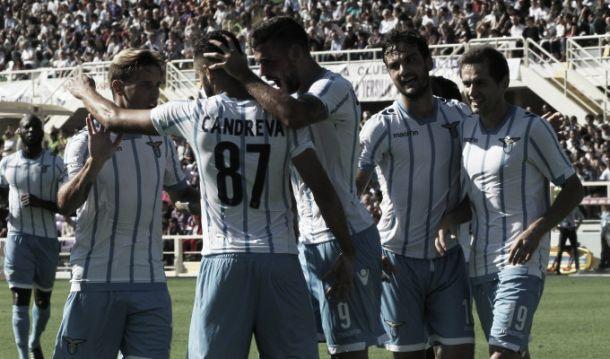 La Lazio si impone con personalità a Firenze, 0-2 per i biancocelesti