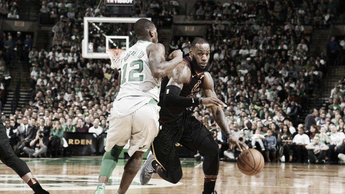NBA playoffs, Boston attende LeBron