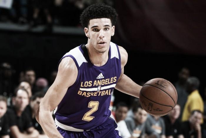 NBA, Magic Johnson esalta Lonzo Ball e i giovani Lakers
