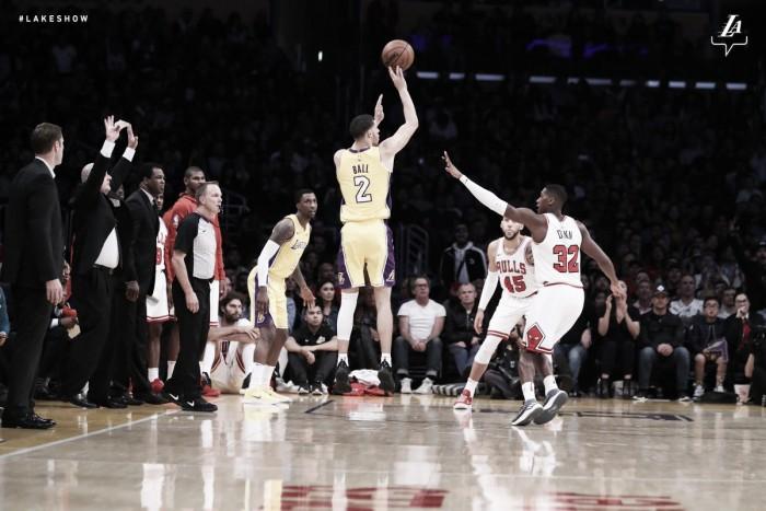 NBA, il difficile mondo del giovane Lonzo Ball