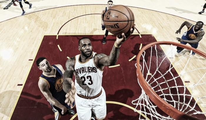 """Nba Finals, LeBron James: """"Ora una partita alla volta"""""""