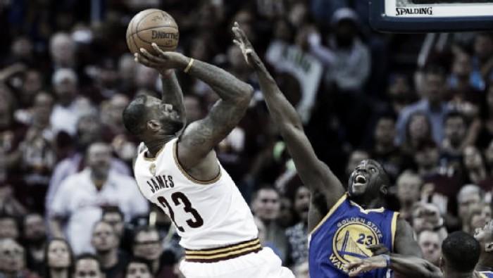"""Nba Finals, la soddisfazione di LeBron: """"Abbiamo trovato il nostro ritmo"""""""