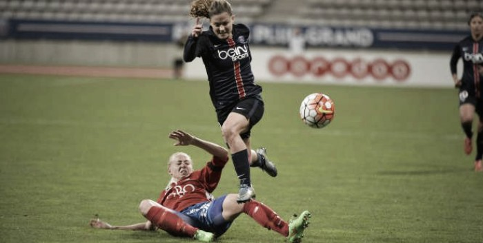 Laure Boulleau ruled out of Olympics