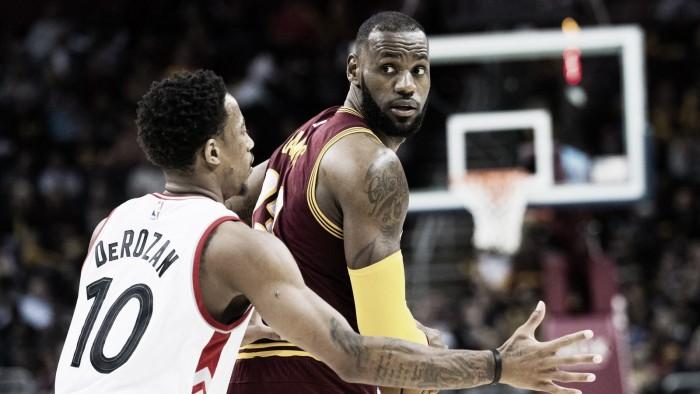 NBA playoffs, Toronto ha le armi per fermare Cleveland?