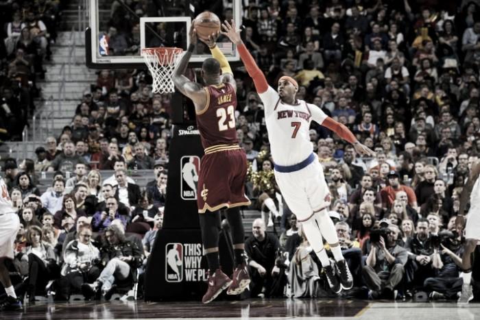 NBA, Cleveland in scioltezza sui Knicks. I Blazers rimontano a Orlando