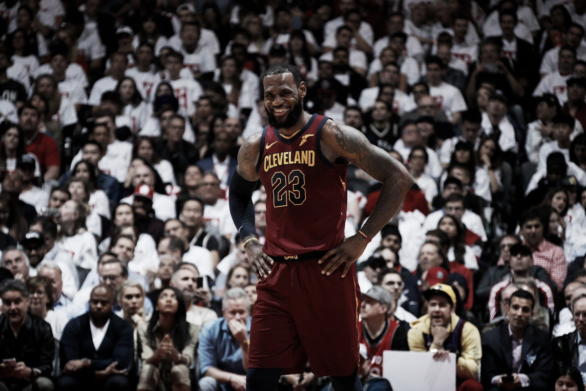 NBA playoffs, LeBron James padrone a Est