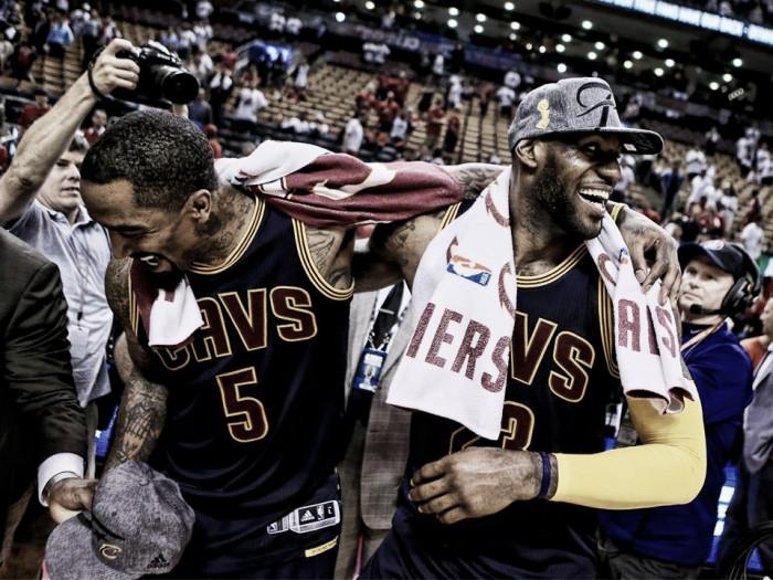 Nba playoffs, LeBron e i Cavs già proiettati verso le Finals