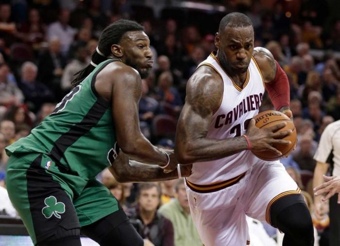 NBA - LeBron James guida i Cavaliers alla rimonta: Celtics travolti nella ripresa