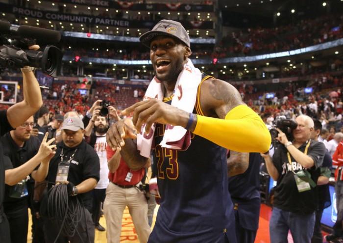 NBA Playoffs - Cleveland alle Finals, Toronto cede: le voci dei protagonisti al termine della serie