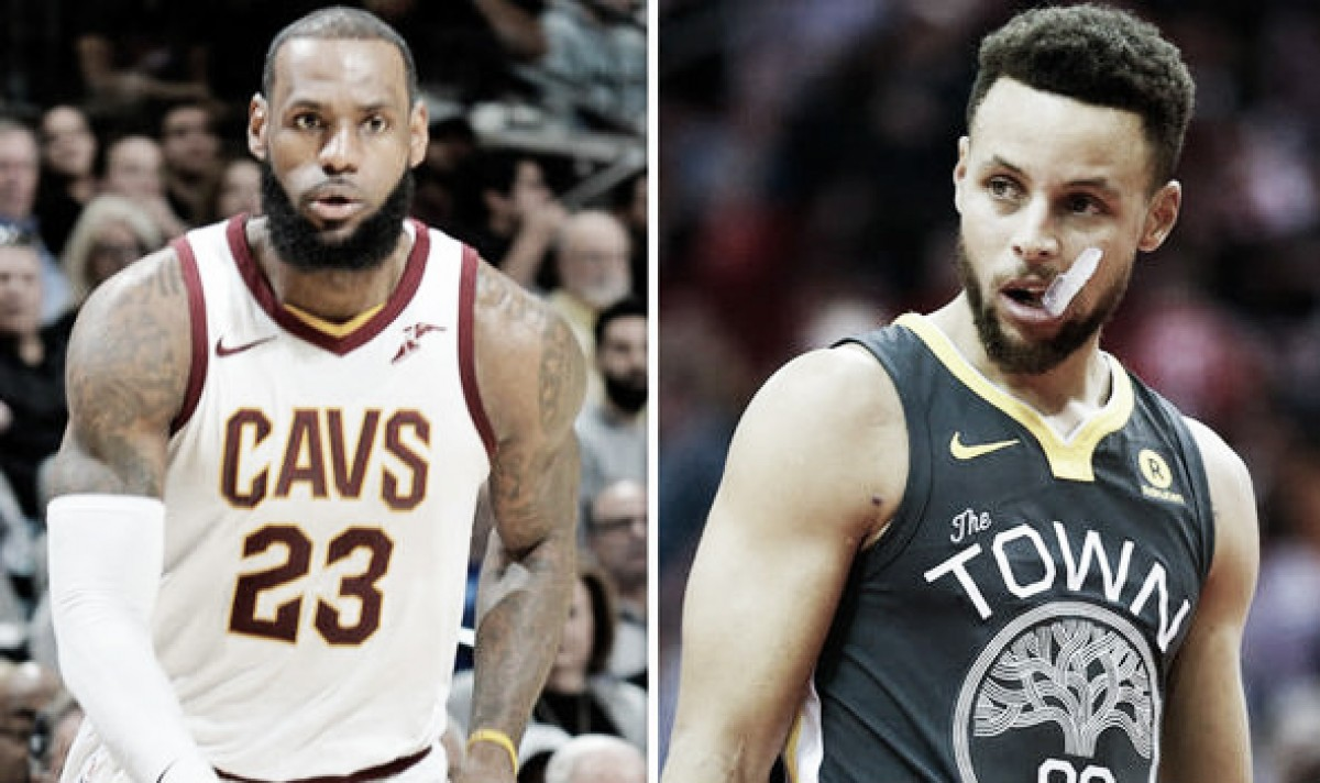 2018 NBA Finals: Golden State Warriors vs. Cleveland Cavaliers predictions