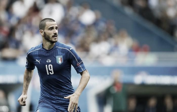 Reports: Manchester City consider increasing bid for Juve's Leonardo Bonucci