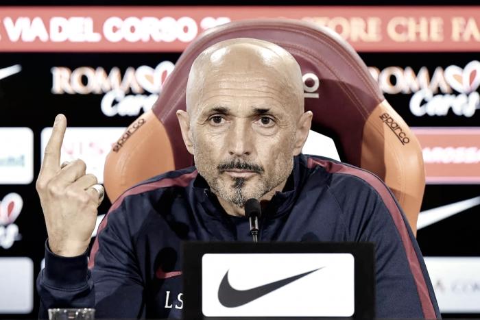 """Luciano Spalletti: """"Un partido a la vez"""""""
