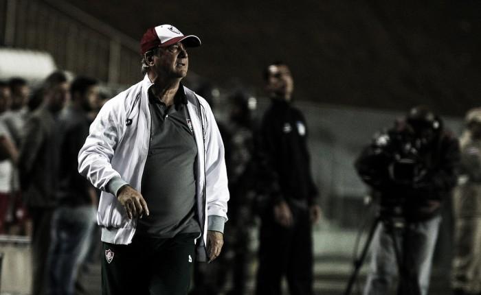 Levir Culpi critica arbitragem após derrota para o São Paulo: ''Peso gravíssimo no resultado''