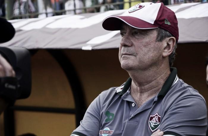 Levir Culpi critica atuação do Fluminense após derrota para o Sport: ''Resultado merecido''