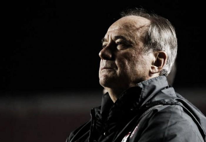 Levir Culpi critica Fluminense em nota oficial: ''É o que mais demite técnicos no mundo''