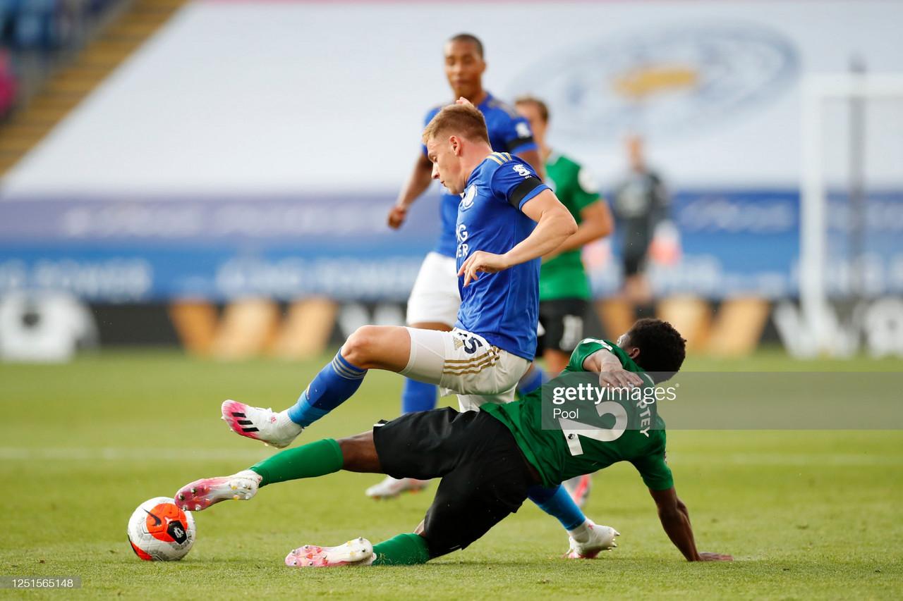 Leicester City vs Brighton & Hove Albion: Last Five Meetings
