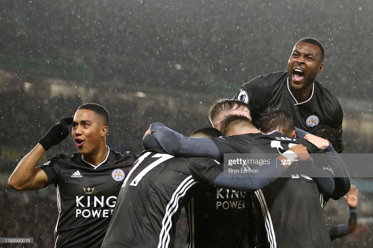 Last Time Out: Brighton & Hove Albion 0-2 Leicester City