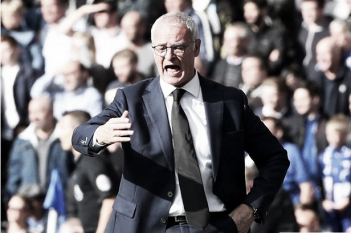"Ranieri: ""Cometimos graves errores ante un gran rival"""