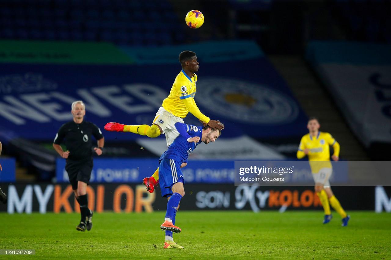 Leicester City vs Brighton & Hove Albion: Predicted line-ups