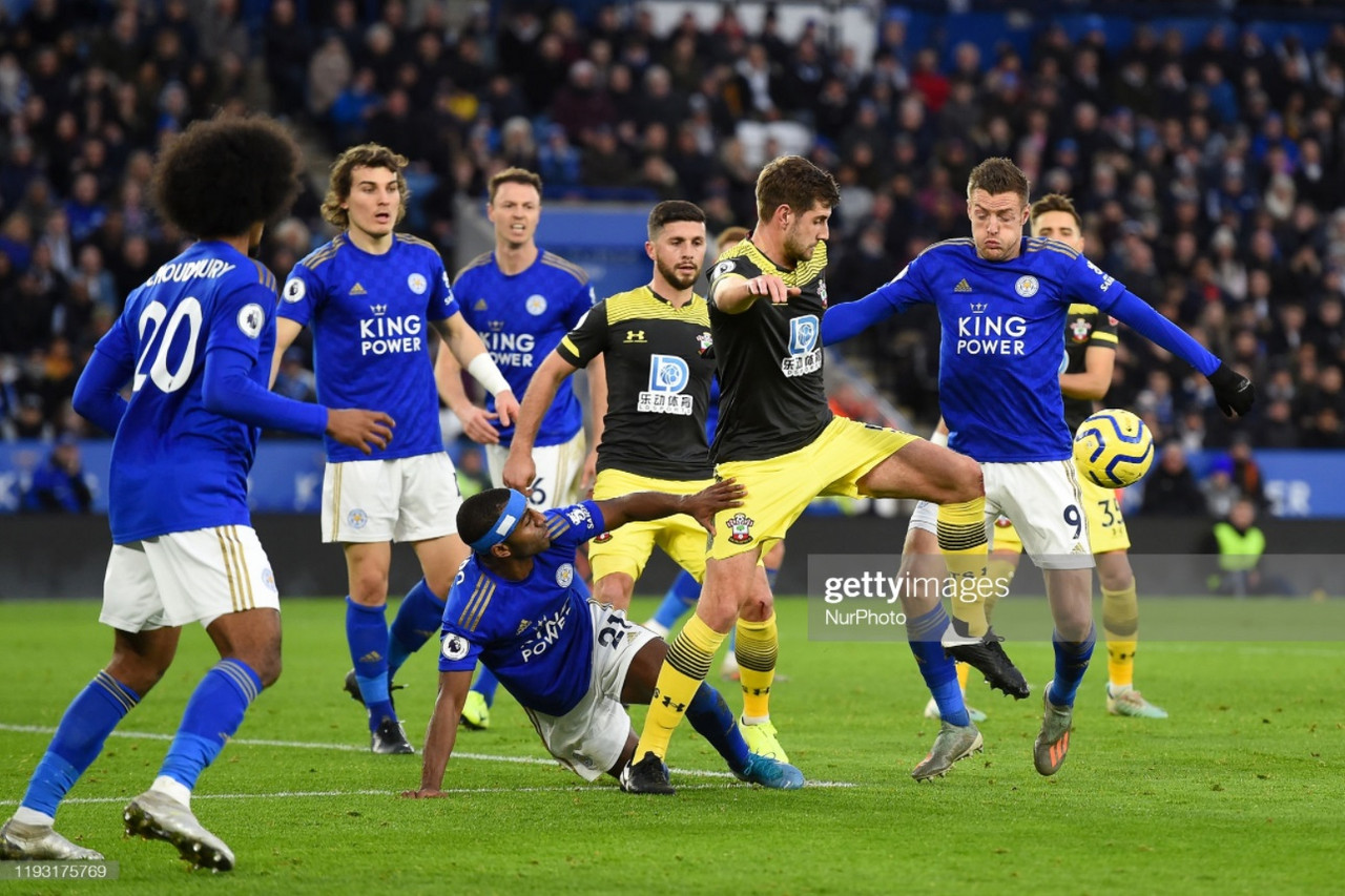 Leicester City vs Southampton: Predicted Line-Ups