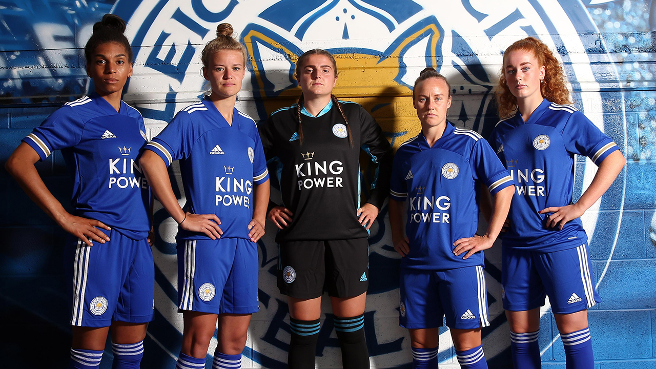 Leicester City commit to women's game with launch of professional women's team