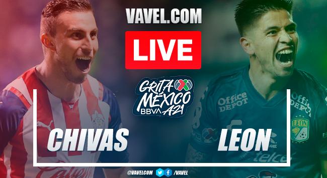Goals and highlights: Chivas 0-3 Leon in Liga MX Apertura 2021
