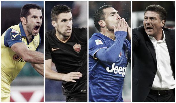 Débrief de la 11 ème journée de Serie A