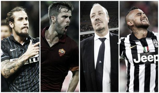 Débrief de la 4 ème journée de Serie A