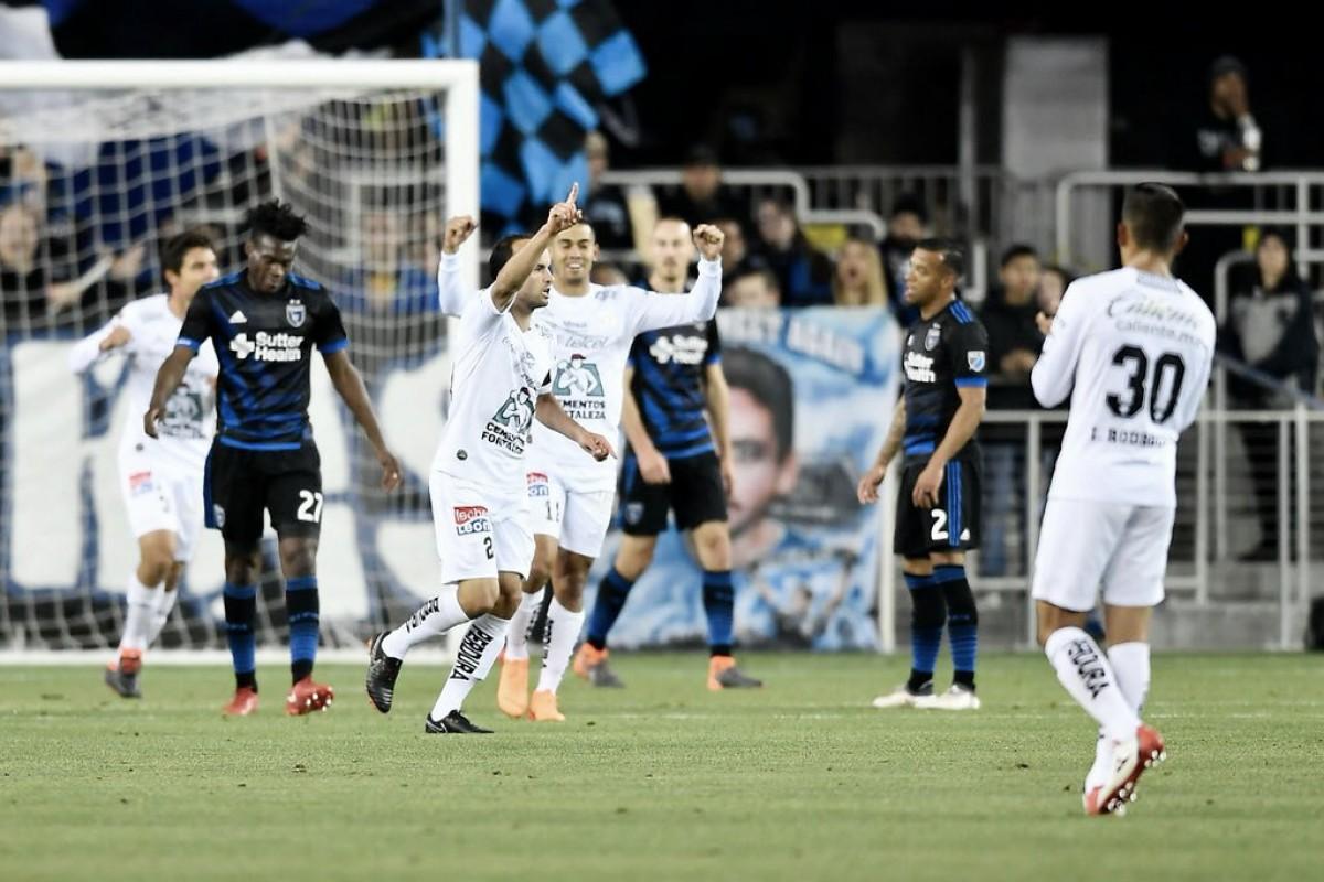 Donovan le da al León la victoria ante San José