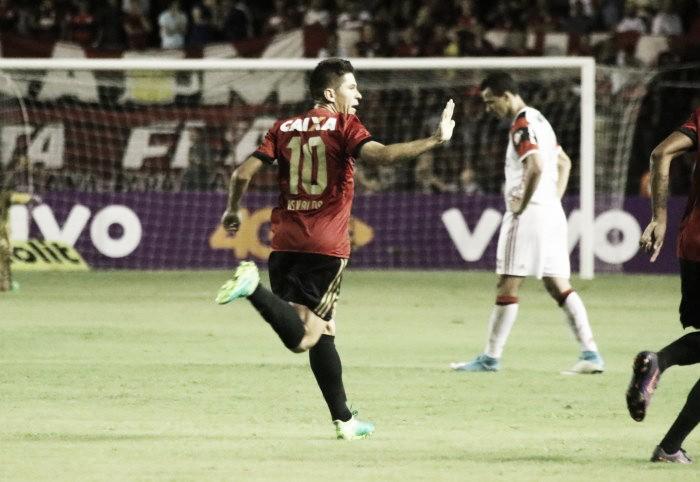 """Osvaldo celebra recuperação do Sport na Série A e exalta elenco: """"Estamos criando uma identidade"""""""