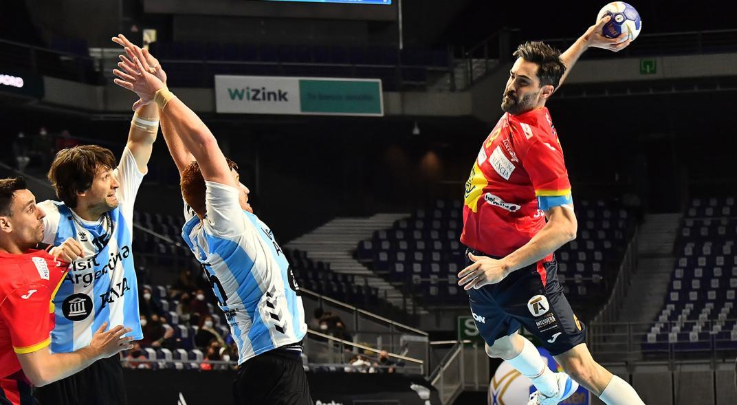 Goals and Highlights: Spain 36-27 Argentina in Handball Match Tokyo 2020