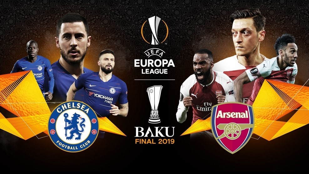 Final inglesa em Baku