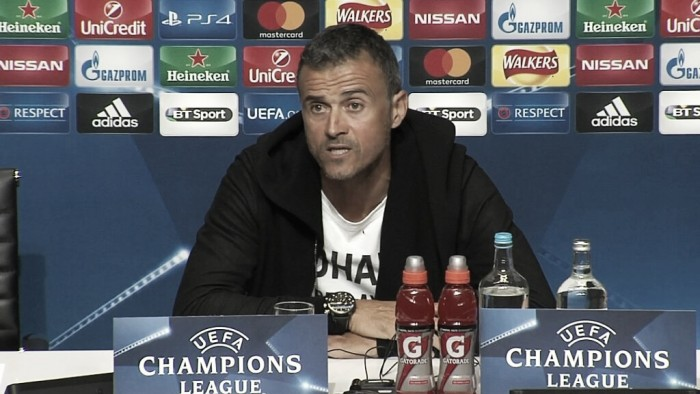 """Champions League, Luis Enrique prima del City: """"Qui per vincere, siamo squadre simili"""""""