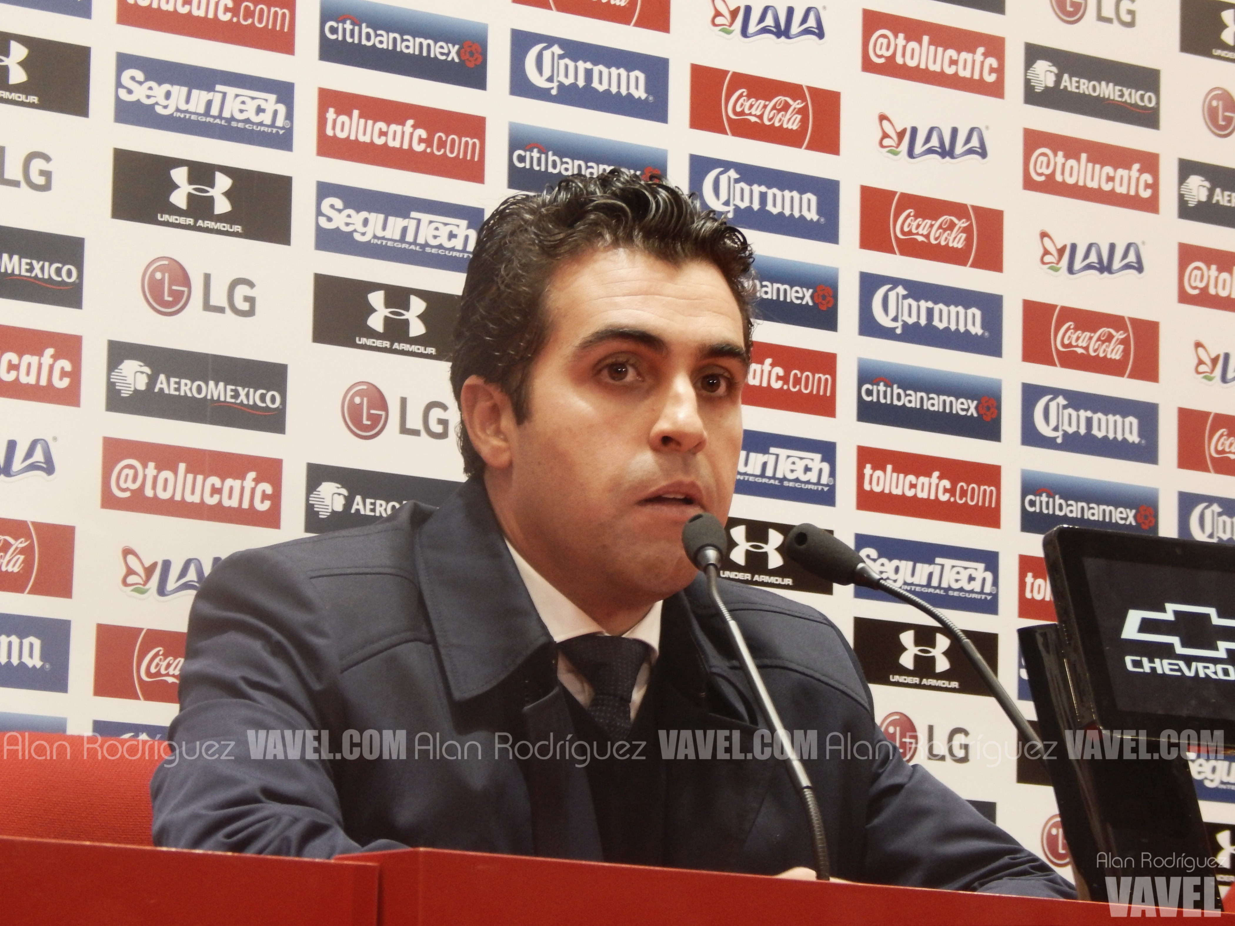 Necaxa ha sido superior a la mayoría de sus rivales, asegura Marcelo Michel Leaño:
