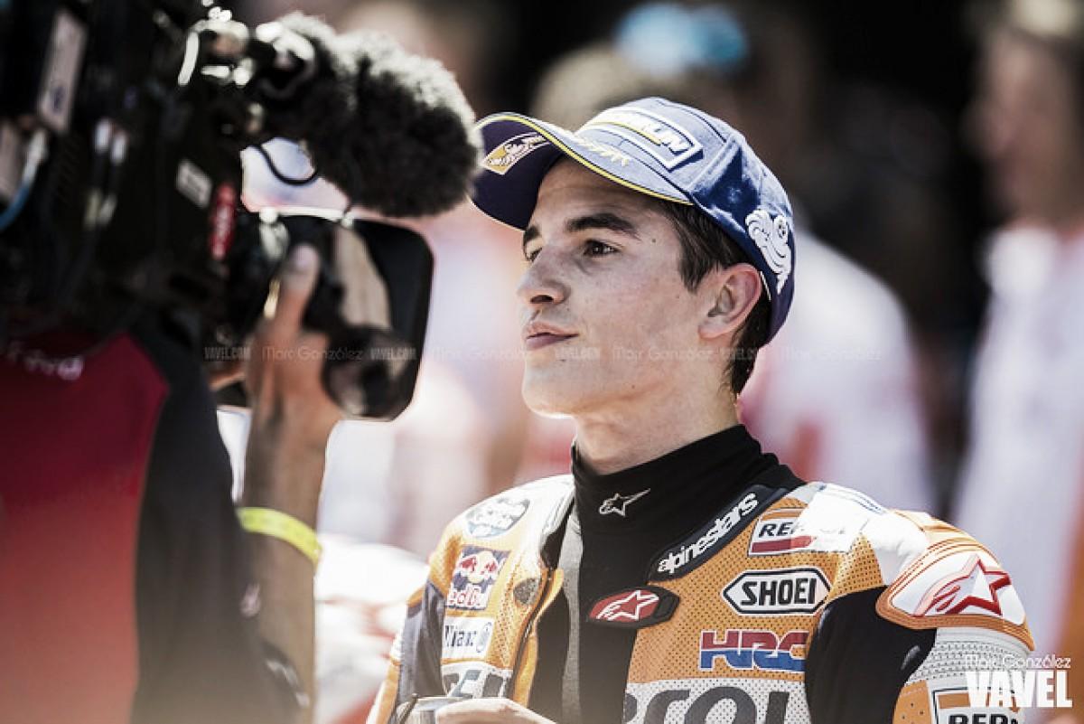 """Marc Márquez: """"Le Mans es una pista en la que tendremos que trabajar duro"""""""