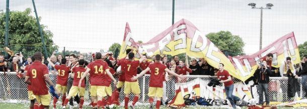 Le Mans FC est monté en CFA 2