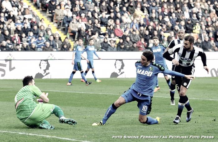 Udinese - Le pagelle, contro il Sassuolo altra insufficienza per molti