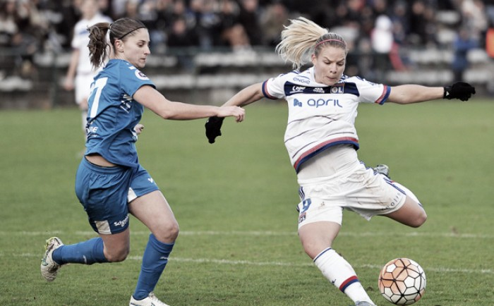Division 1 Féminine - Week One Round-up: Lyon put nine past Soyaux in season opener