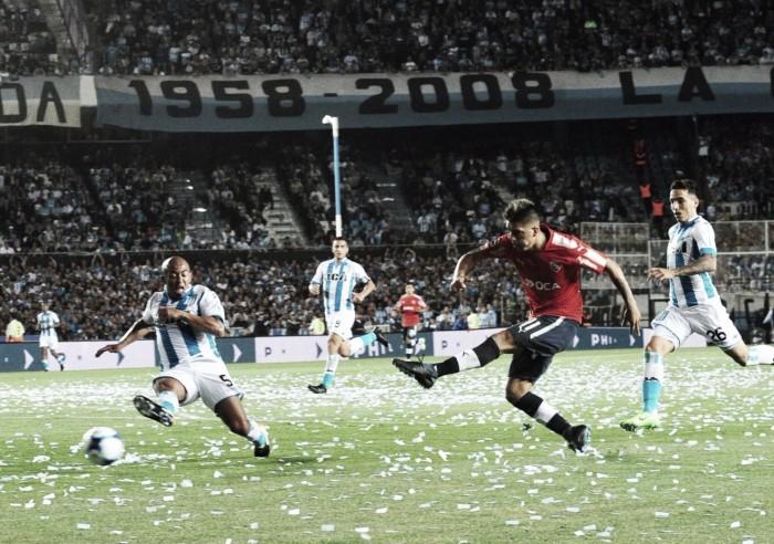 Independiente se quedó con un nuevo clásico