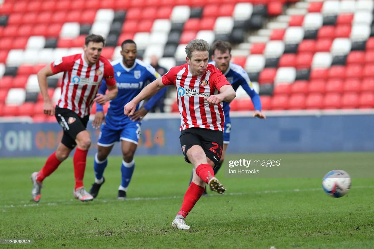 Sunderland 2-2 Gillingham: Wasteful Sunderland punished late on