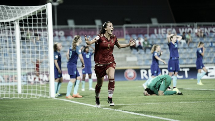 2016 UEFA Women's Under-19 Championship - Spain 4-3 Netherlands: La Roja come out on top after frenzied second-half